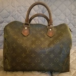 👜 LV Speedy 30 Bag